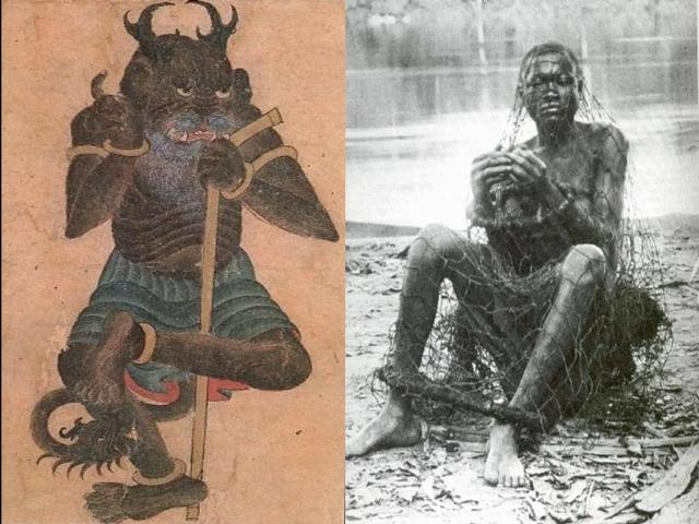 diable esclave