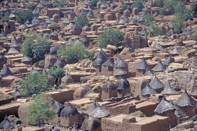 village-dogon