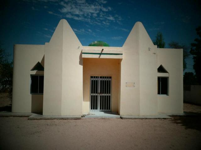 mausolee cheikh anta diop