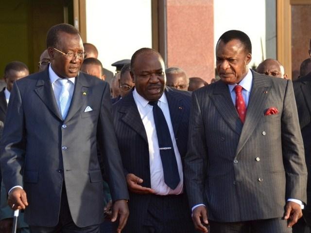Idriss-Déby-Ali-Bongo-Denis-Sassou-Nguesso