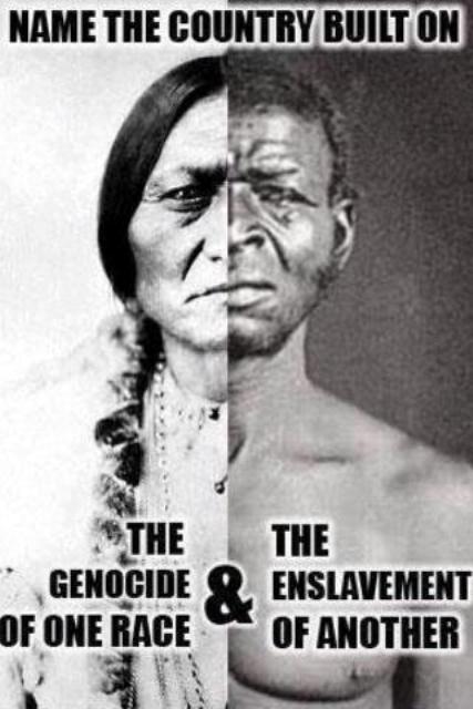 Genocide-Slavery