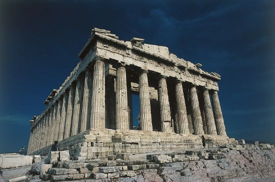 Parthénon_Athènes