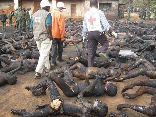Napalm au Rwanda